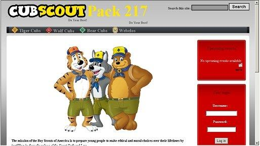 Pack217.org, created 2007 now defunct
